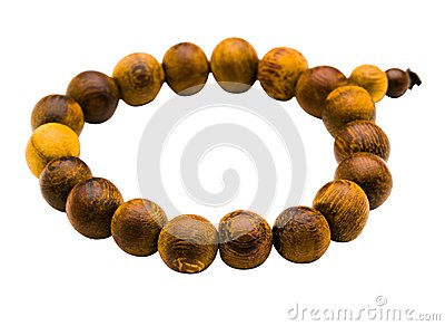 Bracelet of beads
