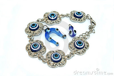 Bracelet and medallions