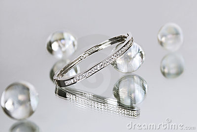 Bracelete 1 do diamante