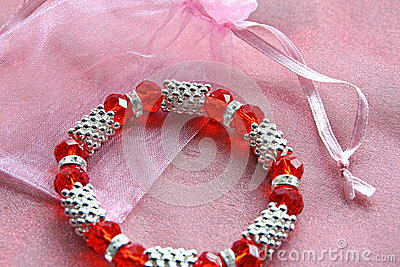 Bracelete rico luxuoso da jóia