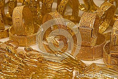 Bracelets, Dubai Gold Souq