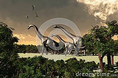 Brachiosaurus 02