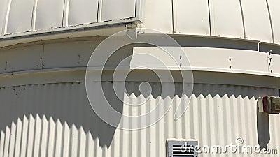 Brackett observatoriumvår lager videofilmer