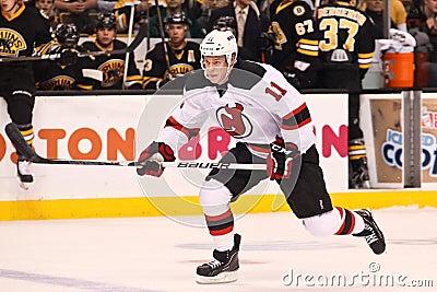Brad Mills New Jersey Devils Editorial Photo