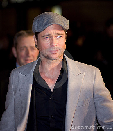 Free Brad Pitt Royalty Free Stock Photos - 4514538