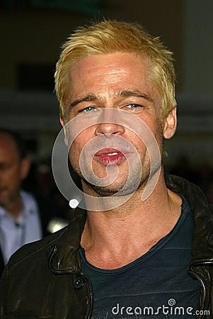Brad Pitt Editorial Photography