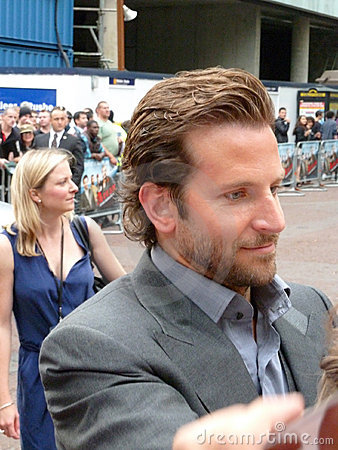 Bradley Cooper at A Team Premiere Editorial Photography
