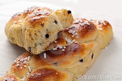 Braid Brioches