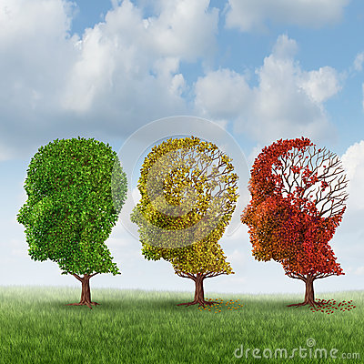 Free Brain Aging Stock Images - 31489814