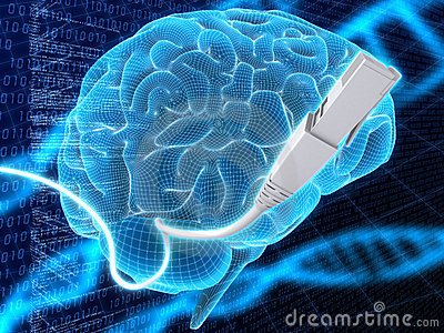 Brain and cable
