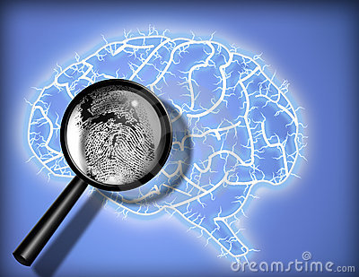 Brain Fingerprint - Identity - Psychoanalysis