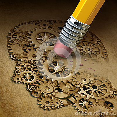 Free Brain Function Loss Stock Photos - 35329343