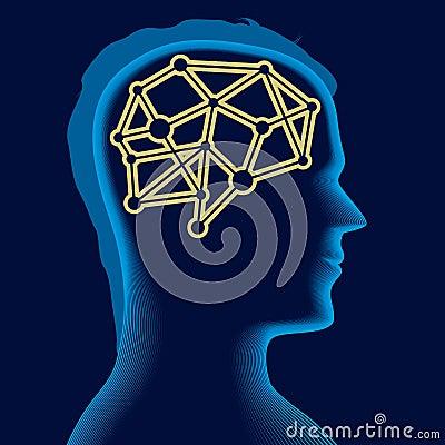 Brain head