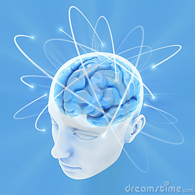 Brain (The Power Of Mind) Stock Photos - Image: 19336823
