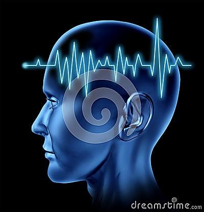 Brain stroke circulation heart pulse rate