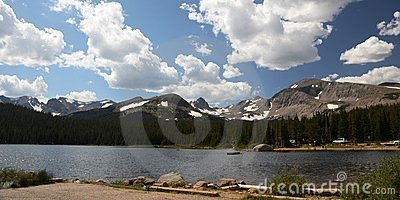 Brainard lake - Colorado