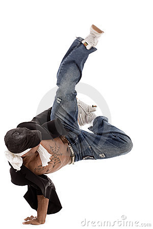 Free Brake Dance Stock Images - 12268844