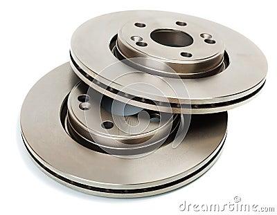 Brake disk for the car