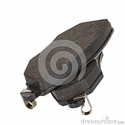 Free Brake Pads Royalty Free Stock Image - 29074276