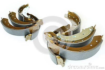 Car brake shoes