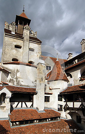 Free Bran Castle Royalty Free Stock Photography - 29537877