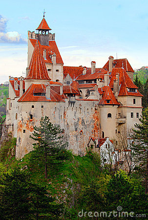 Free Bran Castle Royalty Free Stock Photo - 5121555