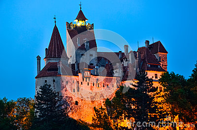 Bran Castle - Count Dracula s Castle, Romania