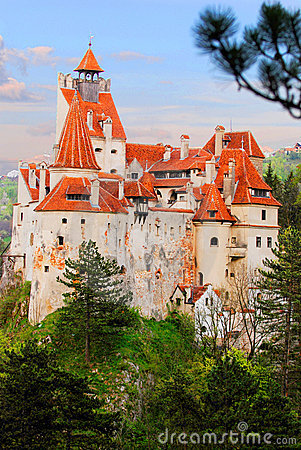 Free Bran Castle In Romania Stock Photography - 5167502
