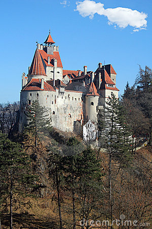 Free Bran Castle, Romania Stock Images - 1724894