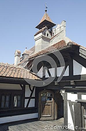 Free Bran Castle, Romania Stock Photo - 27126920