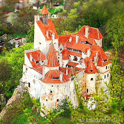 Free Bran Castle, Romania Stock Photos - 5167153