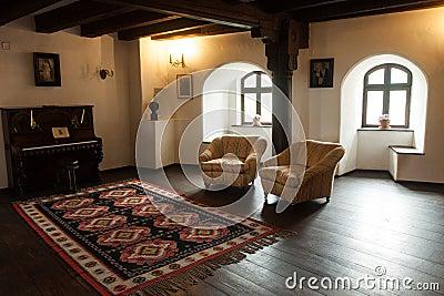 Bran Castle Saloon