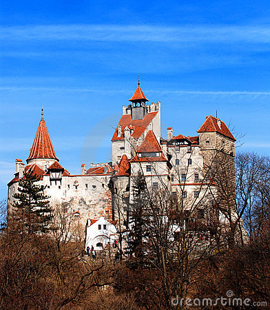 Free Bran (Dracula S) Castle Royalty Free Stock Images - 2088689