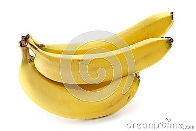 Branch of bananas