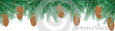 Branchements de pin