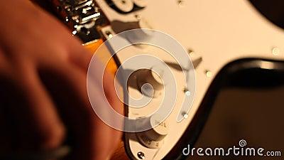 Branchez la guitare électrique clips vidéos