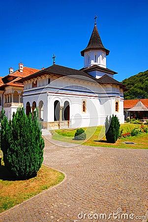 Free Brancoveanu Monastery Royalty Free Stock Photography - 3077547