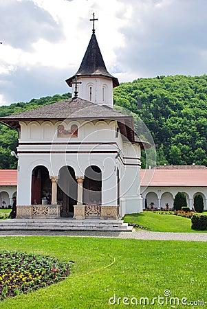 Brancoveanu monastry