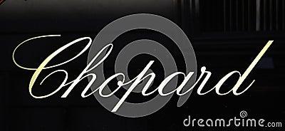 Brand logo Editorial Stock Photo