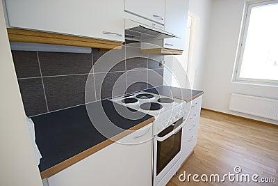Brand new kitchen photo