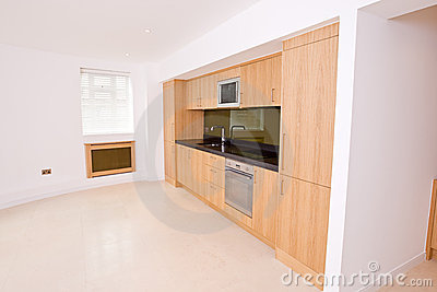 Brand New Luxury Kitchen and Living Space