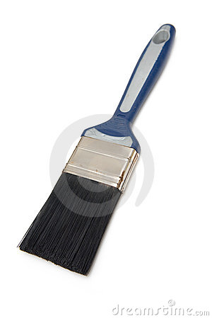Brand new paint brush royalty free stock photography for Best paint brush brands