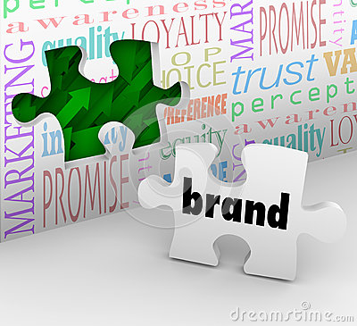 Brand Puzzle Piece Marketing Strategy