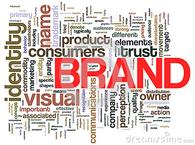 Brand word tags