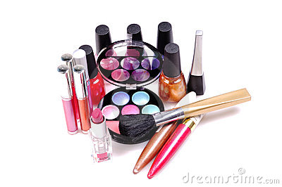 Branded cosmetic