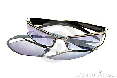 Branded goggle