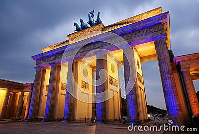 Brandenberg Gate Berlin