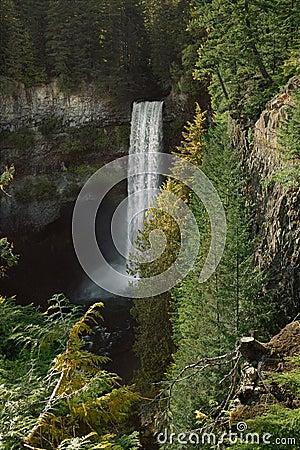 Free Brandy Wine Falls, BC Canada Stock Photos - 31906703