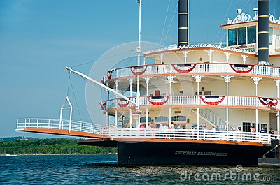 The Branson Belle Showboat Editorial Image