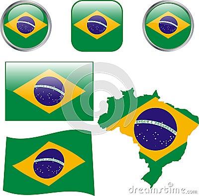 Free Brasil Royalty Free Stock Image - 18285646